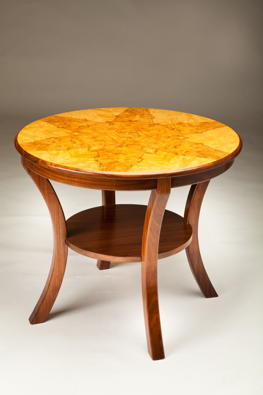 Olive Ash Coffee Table